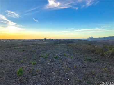San Luis Obispo Residential Lots & Land For Sale: 1987 Turri Road