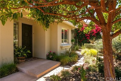 San Luis Obispo Single Family Home For Sale: 2735 Foxen Canyon Lane