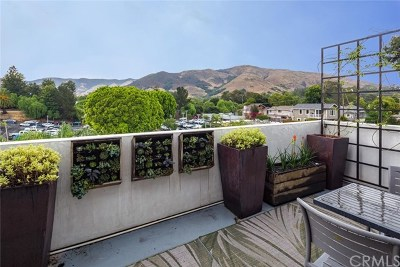 San Luis Obispo Condo/Townhouse For Sale: 1308 Monterey Street #350
