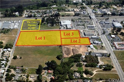 San Luis Obispo County Residential Lots & Land For Sale: 625 Juniper