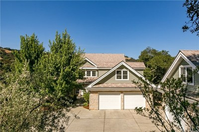 Atascadero Single Family Home For Sale: 14199 Morro Road