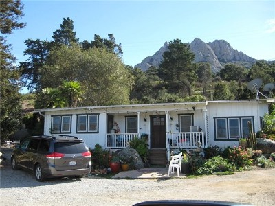 San Luis Obispo CA Multi Family Home For Sale: $875,000