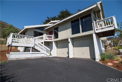 Shell Beach(600) Single Family Home For Sale: 198 El Portal Drive