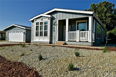 San Luis Obispo County Mobile Home For Sale: 329 Bobwhite Drive