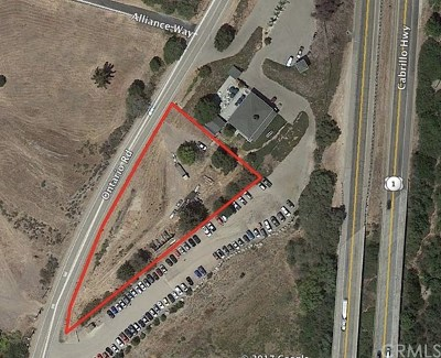Avila Beach Residential Lots & Land For Sale: 6985 Ontario Road