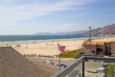 Pismo Beach CA Condo/Townhouse For Sale: $599,000