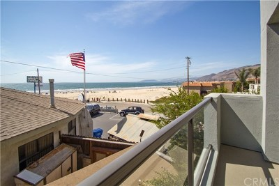 Pismo Beach Condo/Townhouse For Sale: 198 Main Street #5