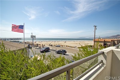 Pismo Beach Condo/Townhouse For Sale: 198 Main Street #4
