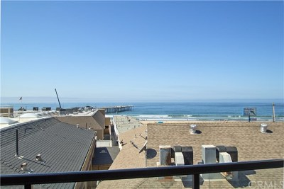 Pismo Beach Condo/Townhouse For Sale: 198 Main Street #10