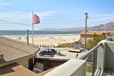 Pismo Beach Condo/Townhouse For Sale: 198 Main Street #7