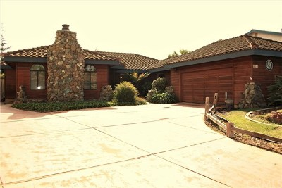 Santa Maria CA Single Family Home For Sale: $487,500