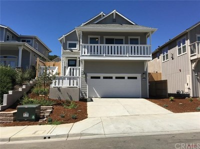 San Luis Obispo CA Single Family Home For Sale: $795,000