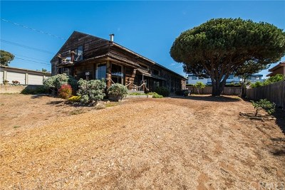 Morro Bay Residential Lots & Land Active Under Contract: 1180 Morro Avenue