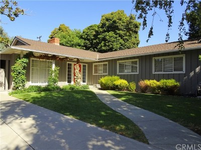 San Luis Obispo Single Family Home For Sale: 1730 San Luis Drive