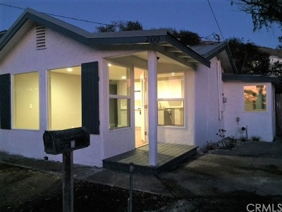 Cayucos Single Family Home For Sale: 200 Old Creek Road