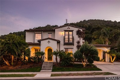San Luis Obispo CA Single Family Home For Sale: $1,535,000