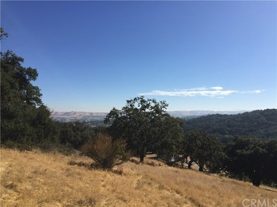 Atascadero Residential Lots & Land For Sale: 8050 Santa Cruz Road