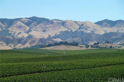 San Luis Obispo County Residential Lots & Land For Sale: 5170 Orcutt Road