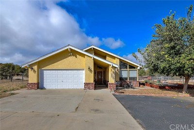 Atascadero Single Family Home For Sale: 2000 Traffic Way