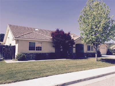 Paso Robles Single Family Home For Sale: 804 St. Andrews Circle