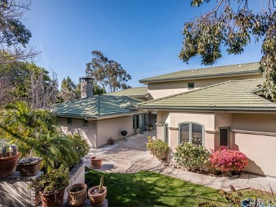 San Luis Obispo Single Family Home For Sale: 672 Oakridge