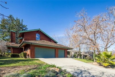 San Luis Obispo CA Single Family Home For Sale: $1,229,000