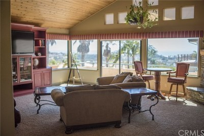 Pismo Beach CA Single Family Home For Sale: $1,045,000