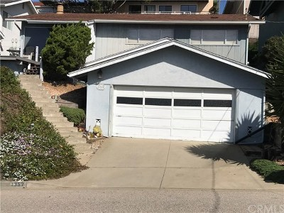 Morro Bay Single Family Home For Sale: 1362 Berwick Drive