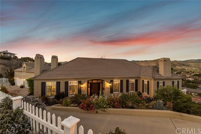 San Luis Obispo CA Single Family Home For Sale: $2,595,000