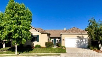 Paso Robles Single Family Home For Sale: 2637 Beechwood Drive
