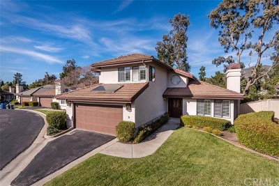 San Luis Obispo CA Single Family Home For Sale: $599,000
