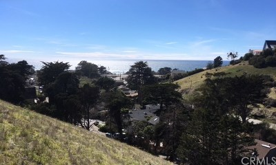 Cayucos Residential Lots & Land For Sale: 596 Hacienda Drive