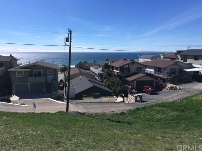Cayucos Residential Lots & Land For Sale: 1 Gilbert Avenue