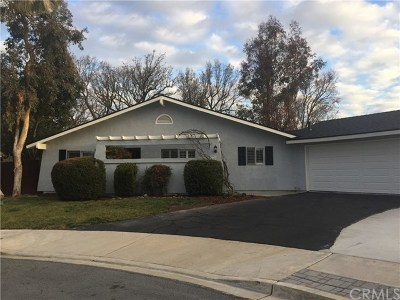 Paso Robles Single Family Home For Sale: 3165 Amber Court