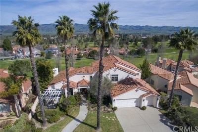 San Luis Obispo Single Family Home For Sale: 808 Greystone Place