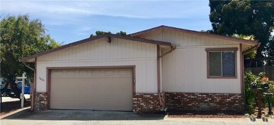 San Luis Obispo Mobile Home For Sale: 1625 Garnette Drive