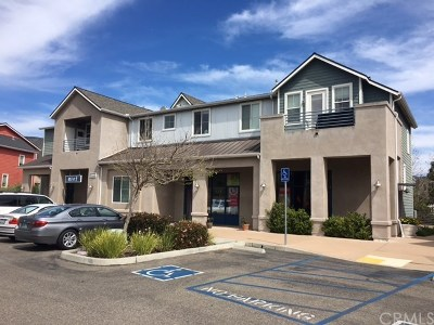 San Luis Obispo Commercial For Sale: 3594 Broad Street #100/102/