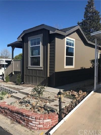 Atascadero Mobile Home For Sale: 10866 Los Pueblos