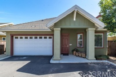 Santa Maria Single Family Home For Sale: 1344 Amarone Way