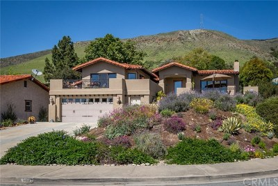 San Luis Obispo Single Family Home For Sale: 3038 Bahia Court