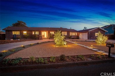 San Luis Obispo Single Family Home For Sale: 5072 Caballeros Avenue