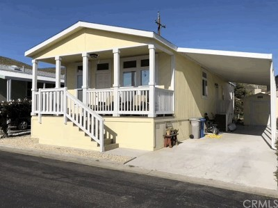 San Luis Obispo Mobile Home For Sale: 3057 S Higuera Street