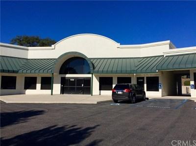 San Luis Obispo County Commercial For Sale: 4825 El Camino Real