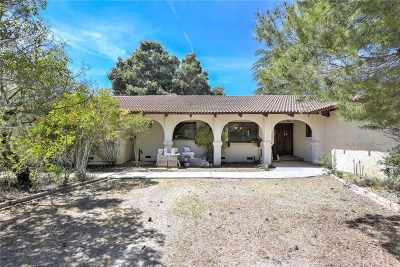 Paso Robles Single Family Home For Sale: 723 Rolling Hills Road