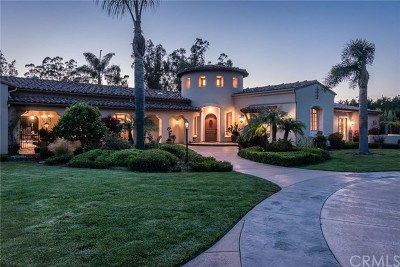 Nipomo Single Family Home For Sale: 910 Via Palo Place