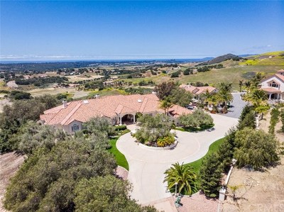 San Luis Obispo County Single Family Home For Sale: 1220 Ramal
