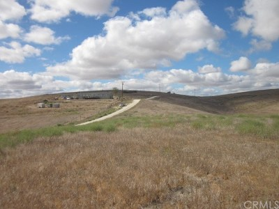 San Luis Obispo County Residential Lots & Land For Sale: Yosemite