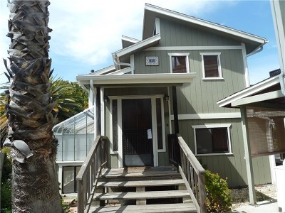 San Luis Obispo CA Multi Family Home For Sale: $1,275,000