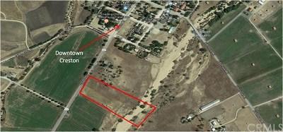 San Luis Obispo County Residential Lots & Land For Sale: 6495 Webster Road