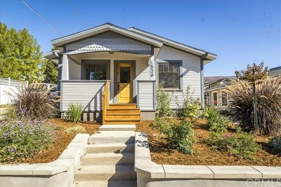 San Luis Obispo Single Family Home For Sale: 1526 Garden Street